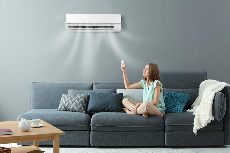 Ventilation du logement par Eos System